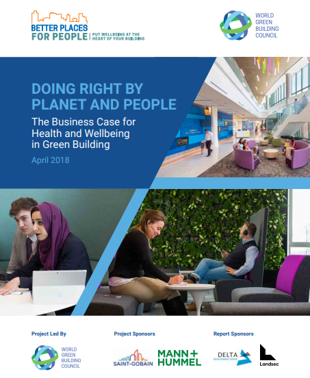 Click here to access the Doing Right By Planet and People - Green Building Council Report