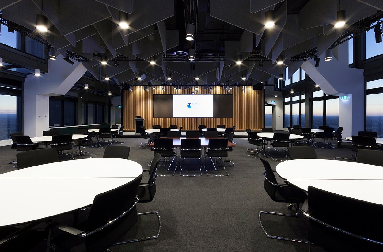 Executive Floor, 242 Exhibition Street