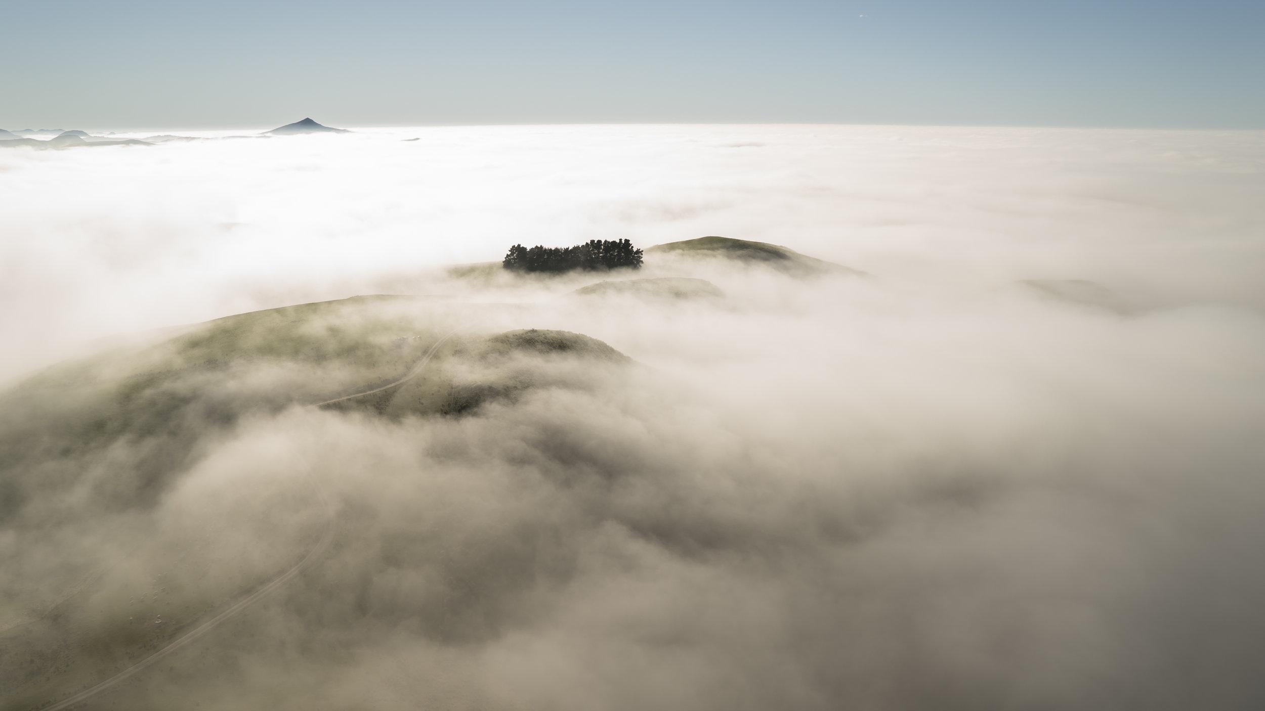 Blucher Road Mist by Scott Mouat