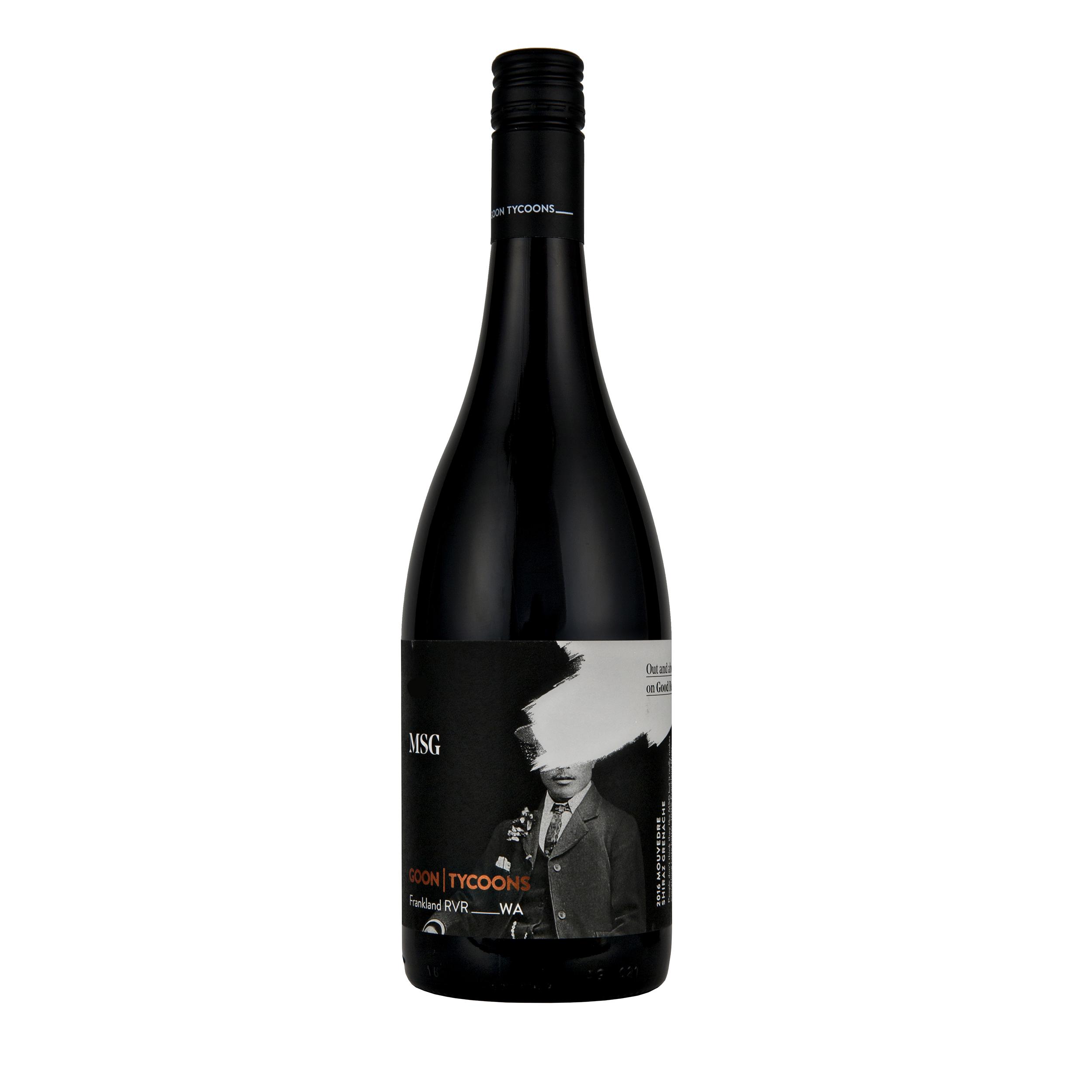 'Prohibition Red' Shiraz Tempranillo Grenache - $28.00