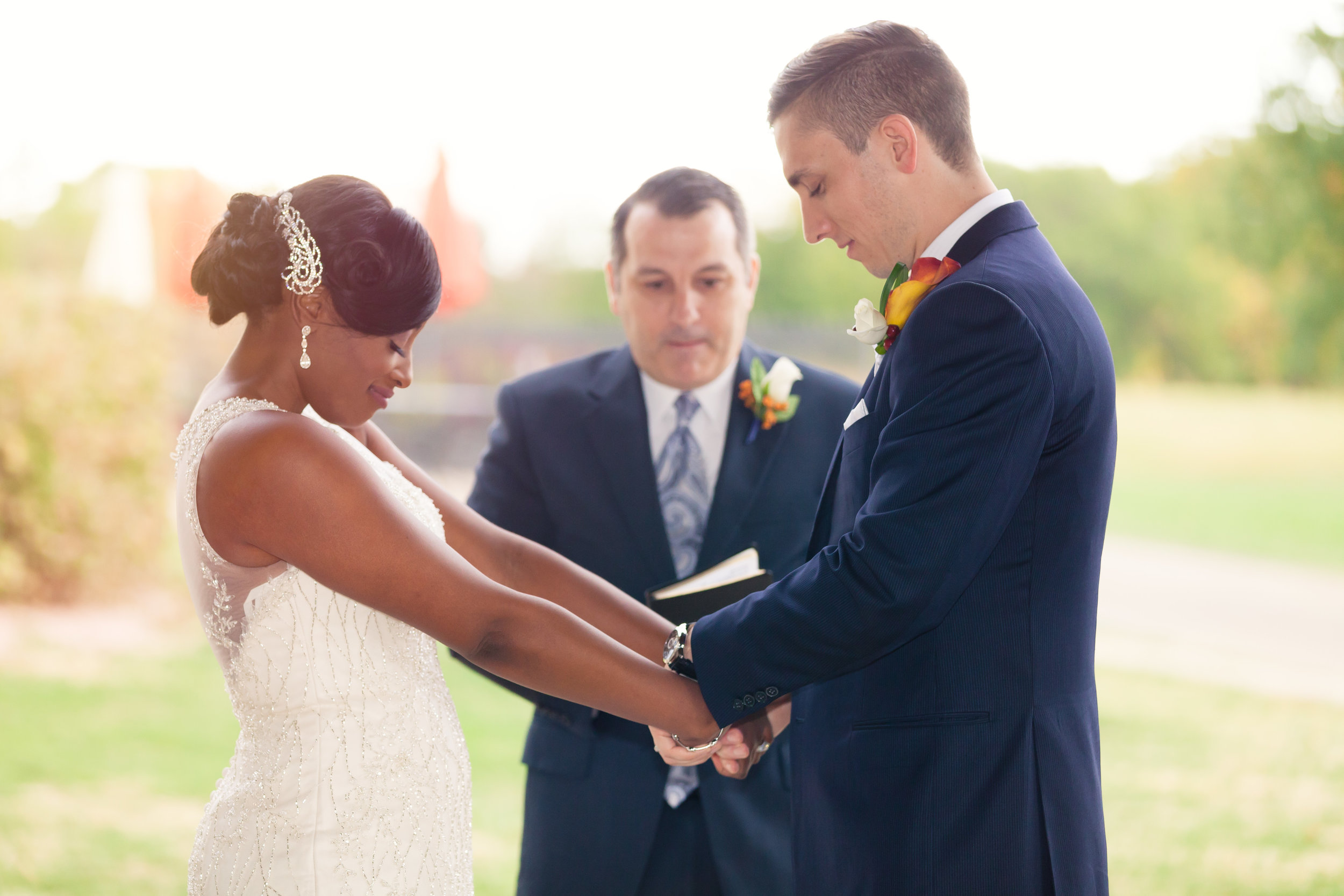Both Brian and Marquita kept telling us how long they had waited for this day.