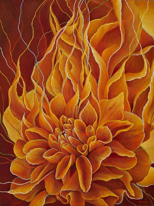 Fire Petals