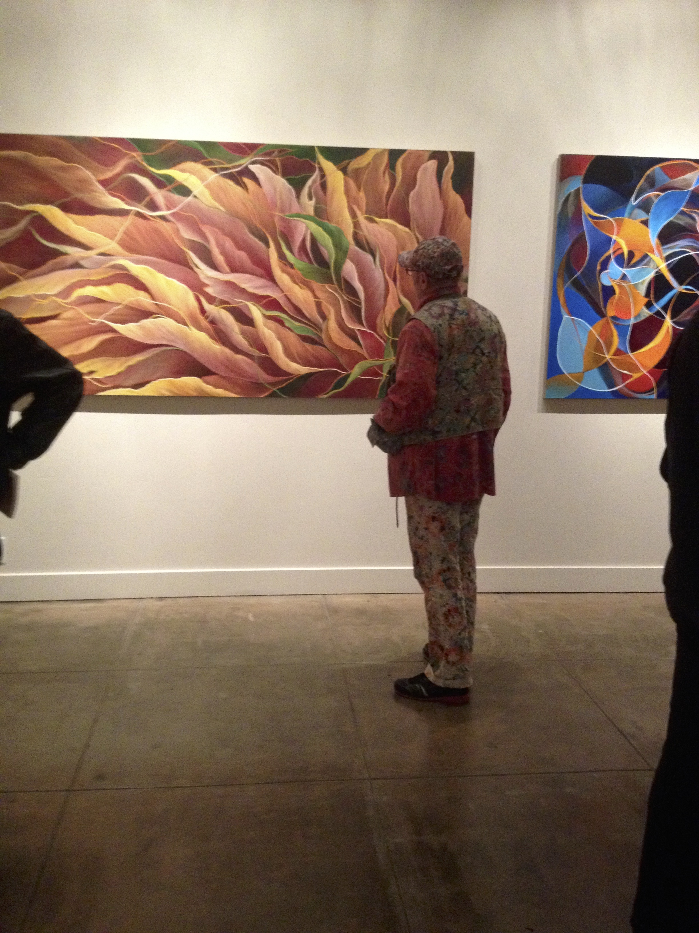 A Bee's World, Ca'Dario Gallery, Santa Barbara, CA, 2013.