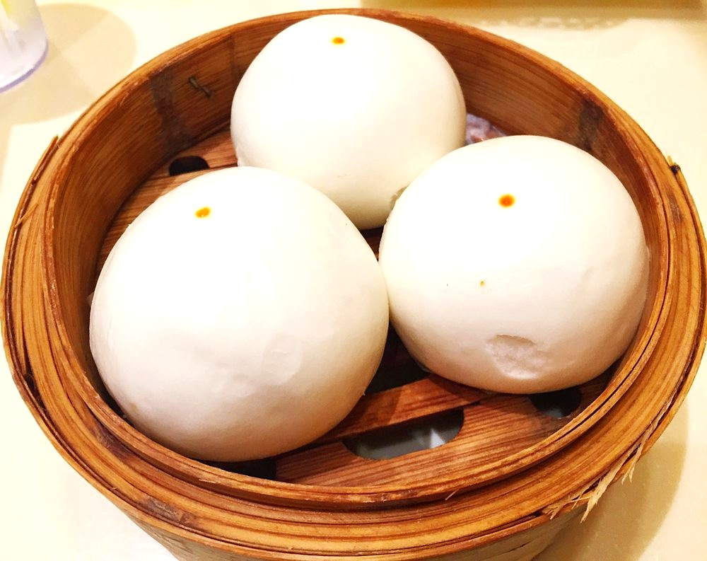 Custard bao from Ming Hin Cuisine
