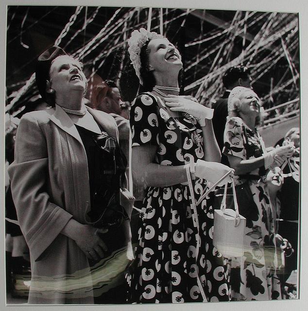 ca. 1948, photographer unknown