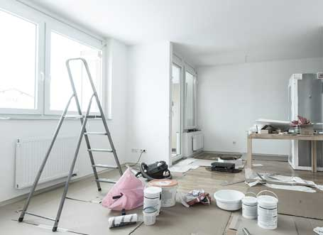 Remove asbestos before you start renovations