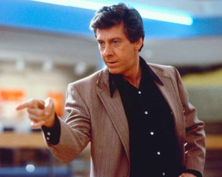 Paul Gleason, The Breakfast Club. Copyright by Universal Studios and other respective production studios and distributors