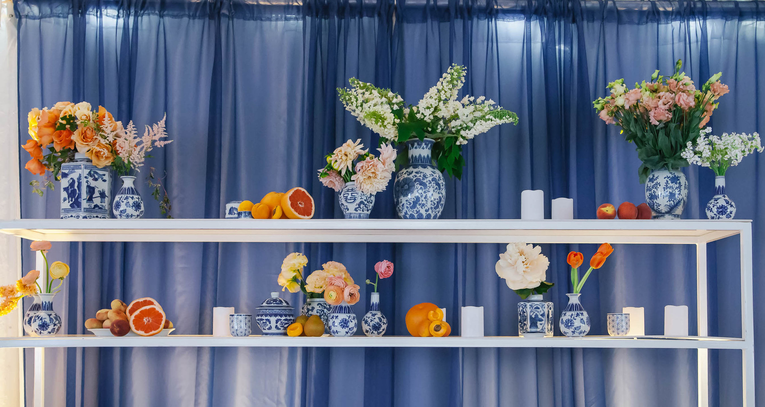 A Southern wedding and event florist with a passion for design.