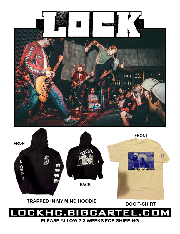 Lock Merchandise Advert
