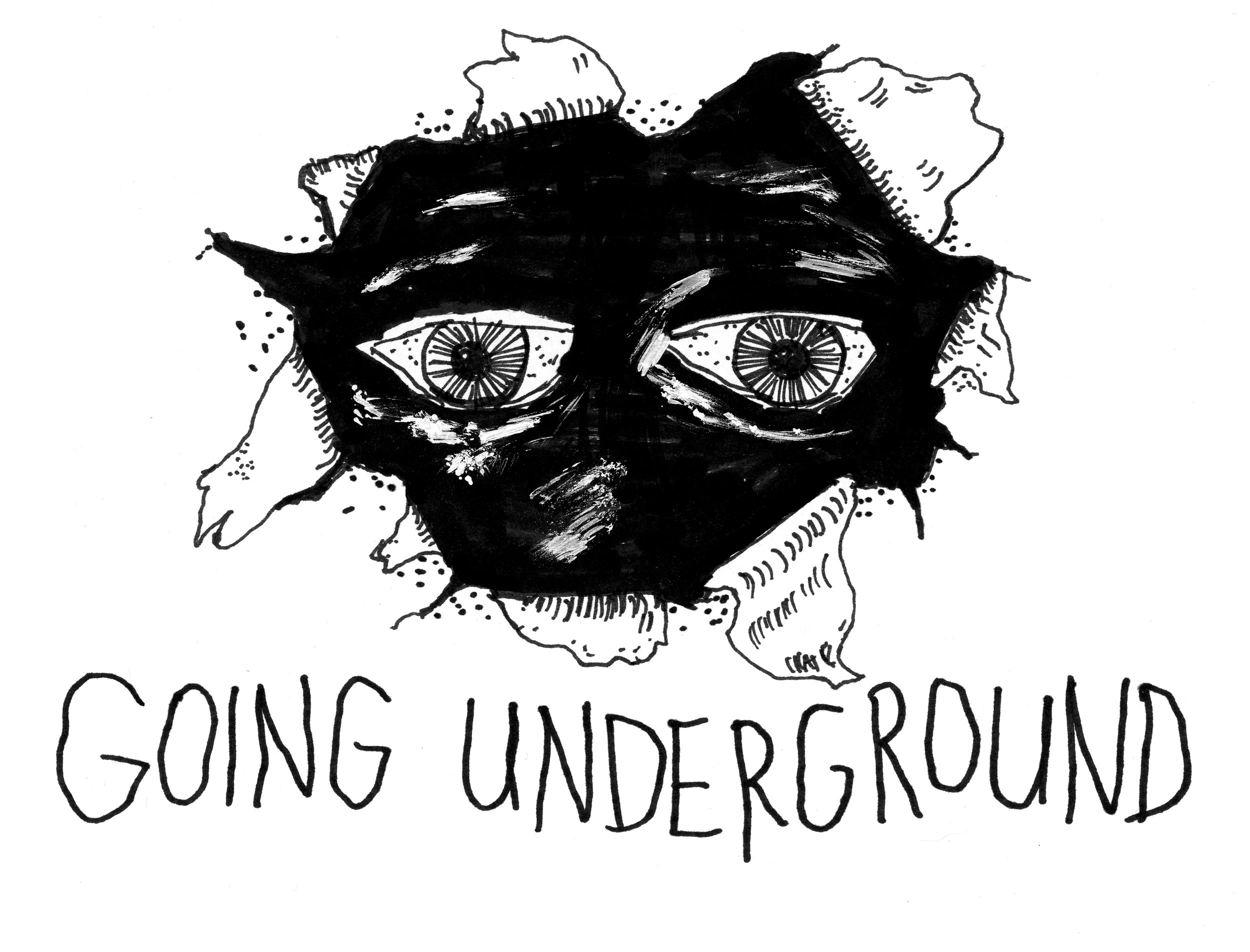 Going Underground Records Logo