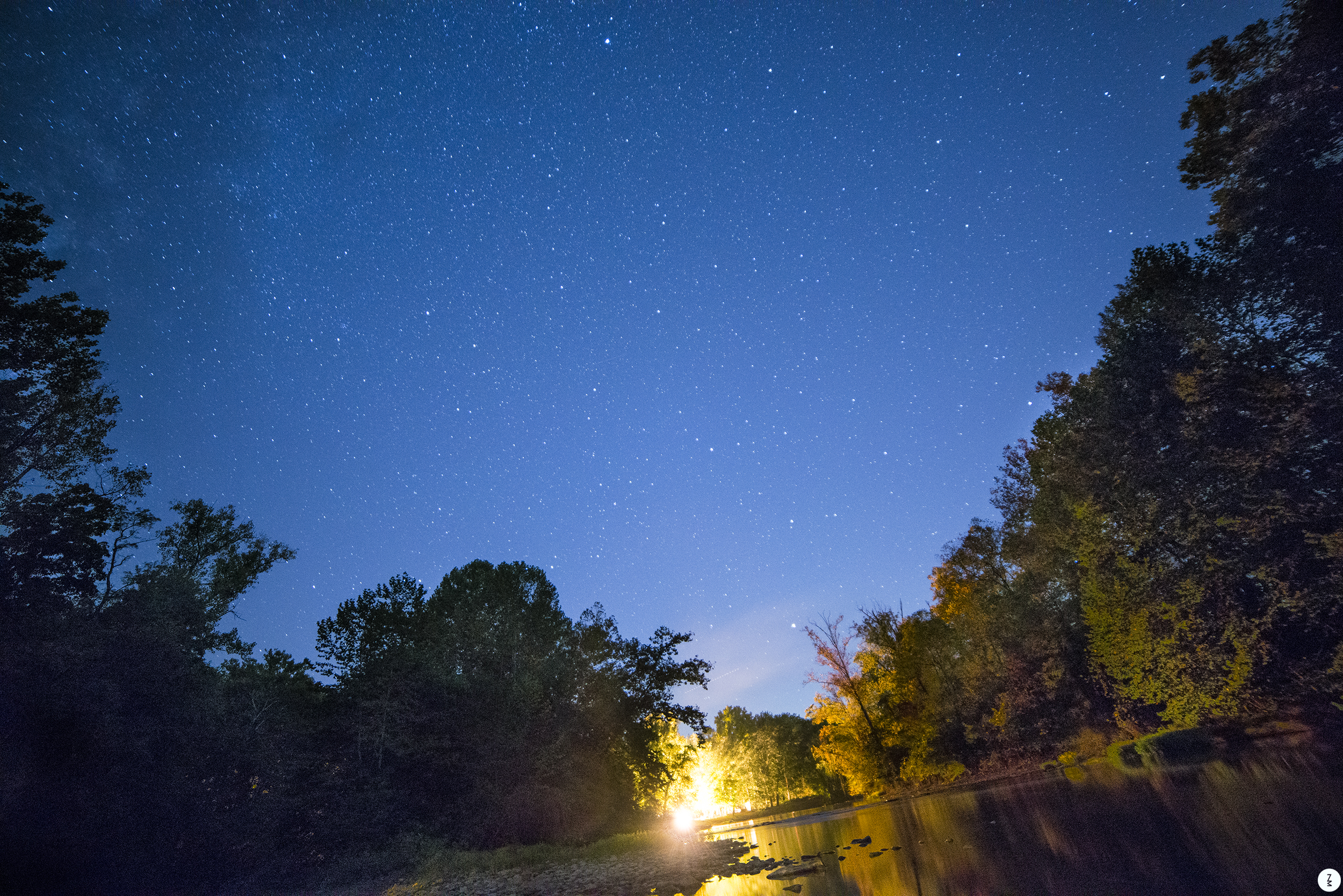 River and Stars   2014