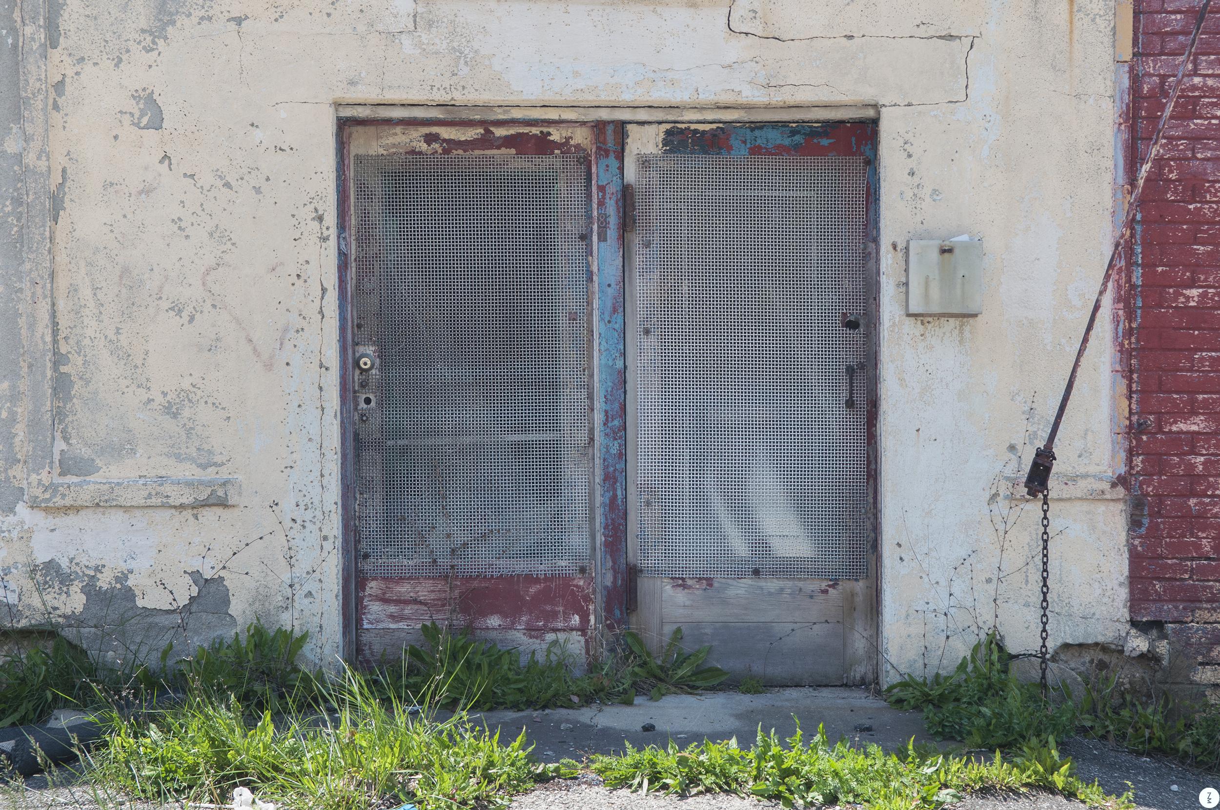 Screen Door   2012