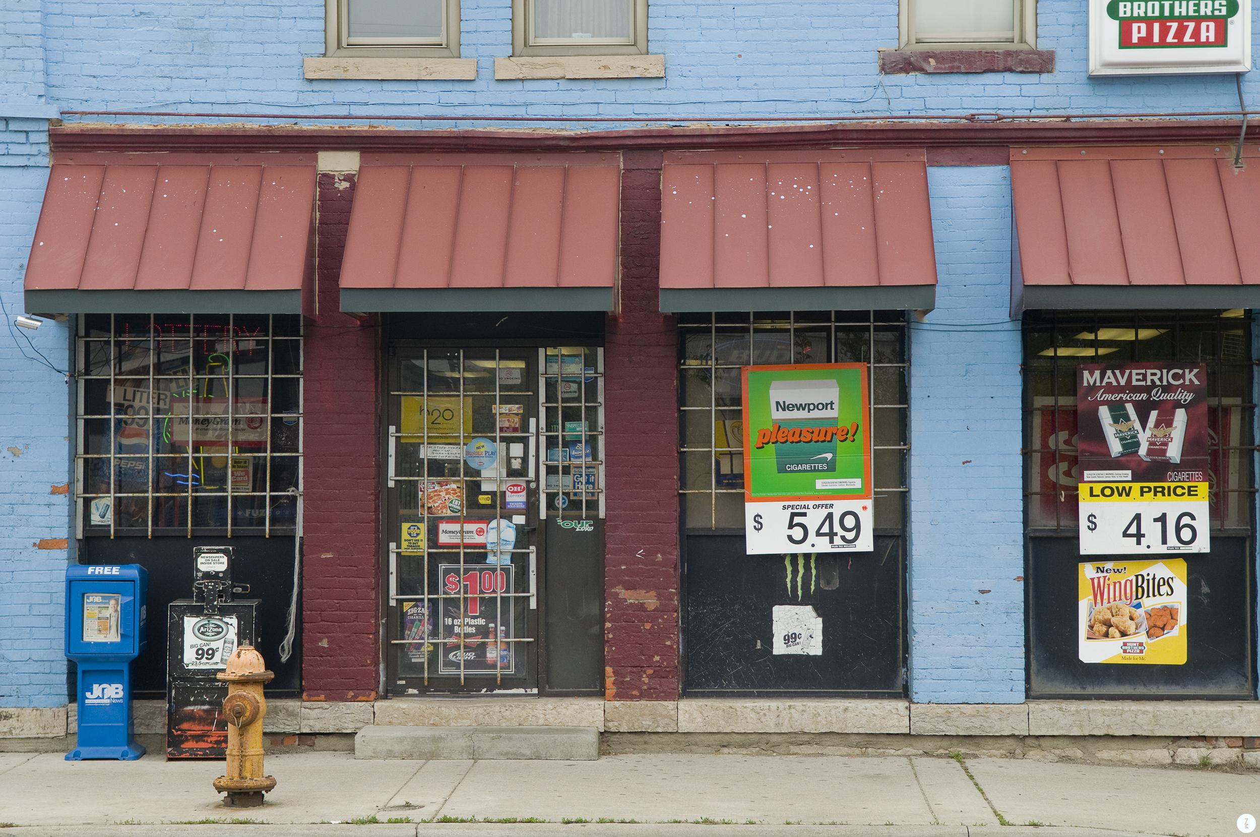 Corner Store   2012
