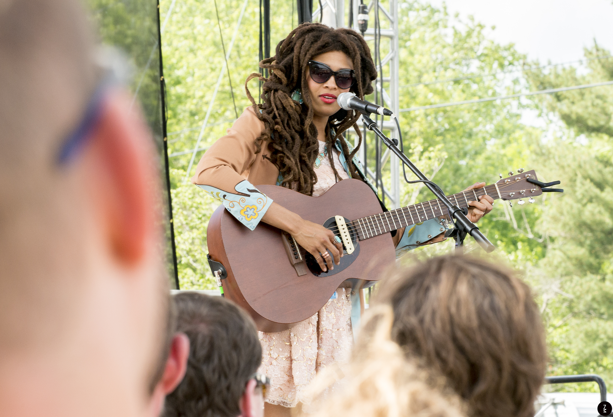 Valerie June   2014
