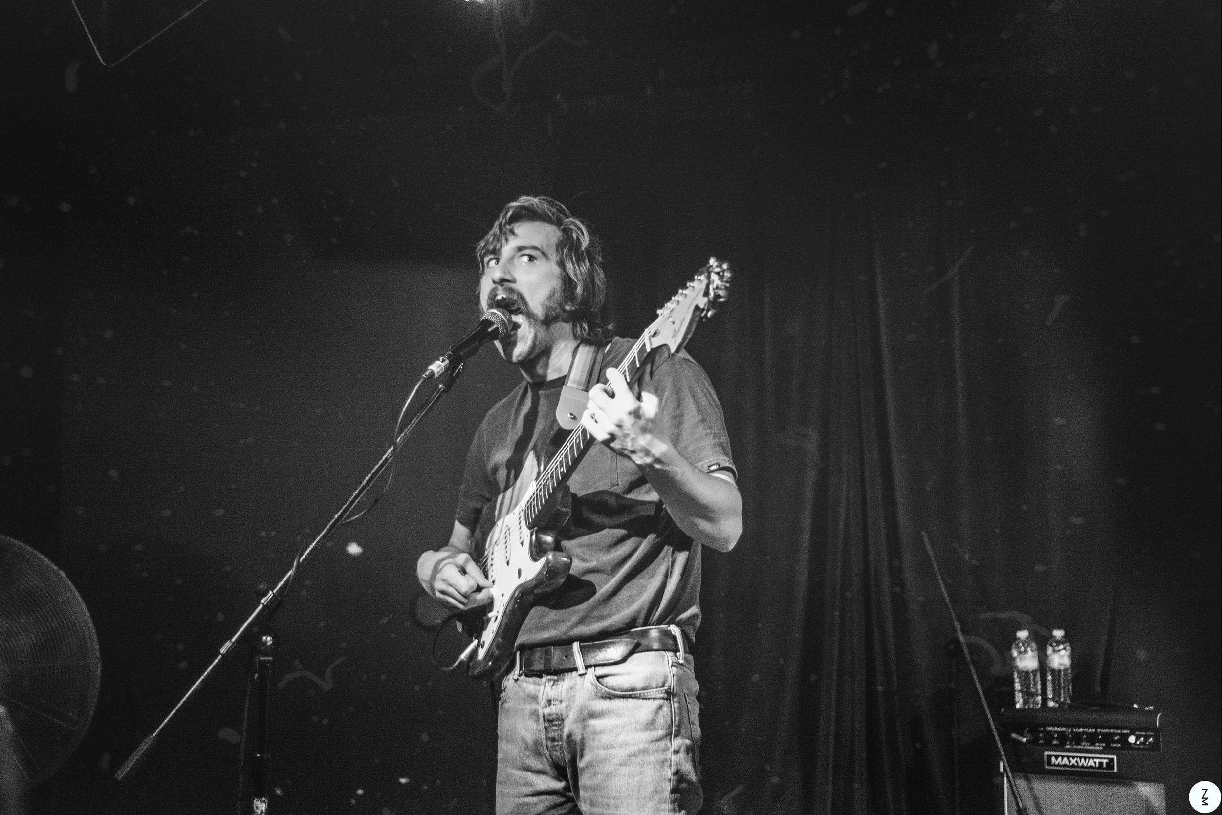 Idles concert Zac Marietta Photography