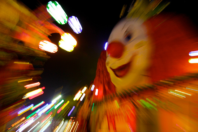Photo: Nightmare Fuel by Michael Day from  Flickr under a Creative Commons ( CC-BY-2.0) license