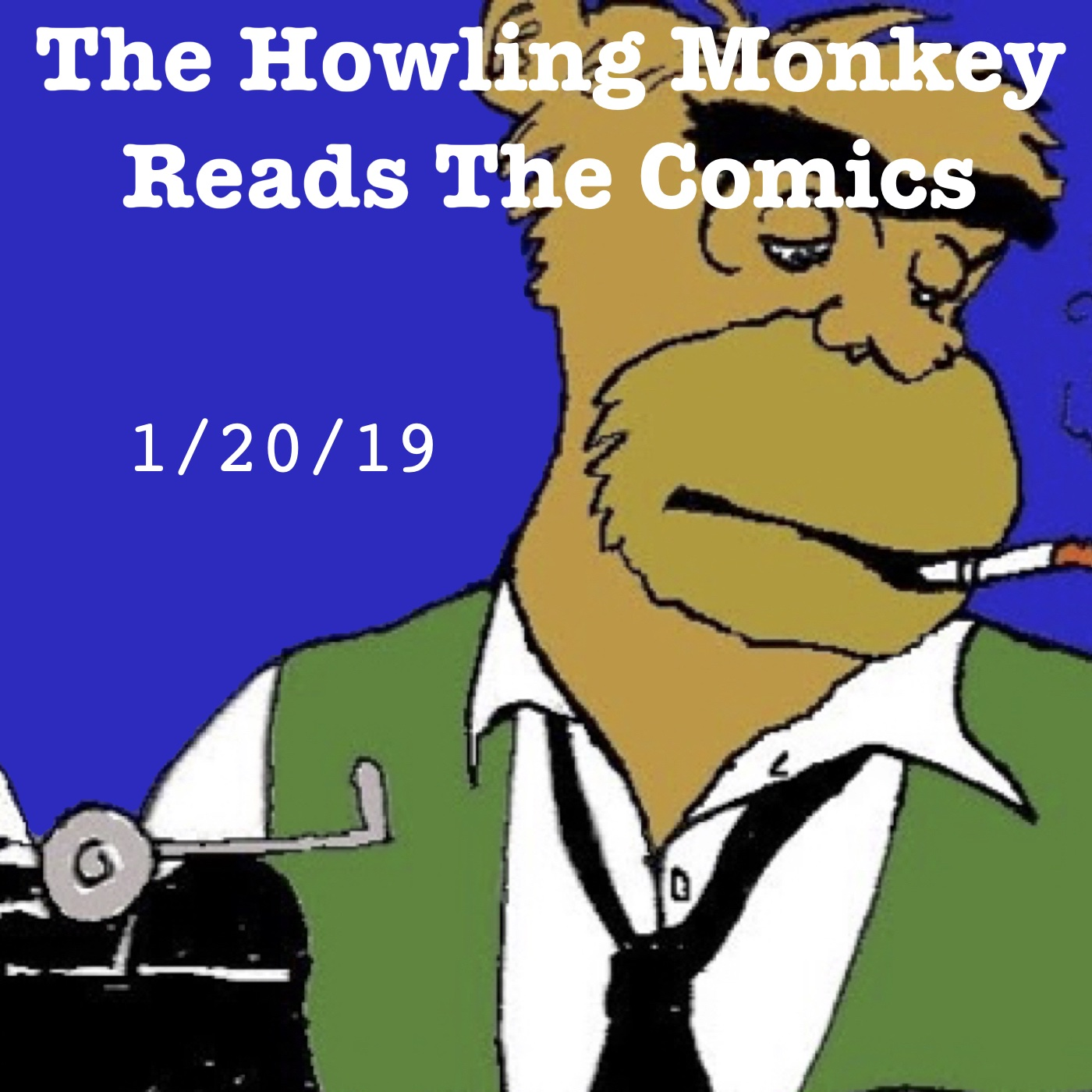 """The Howling Monkey Reads The Comics: 1/20/19 - There's Something About """"Uncle"""" Chris"""