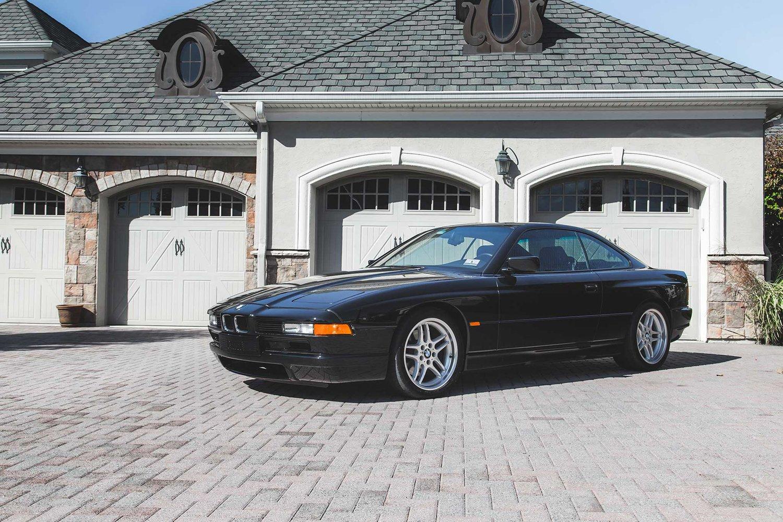 1994 BMW 850CSi - Photo by Chris Chin