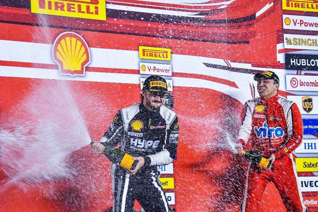 Blacklist - Florian Merckx Ferrari 458 Challenge (3).JPG