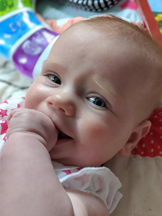 Baby Hannah!