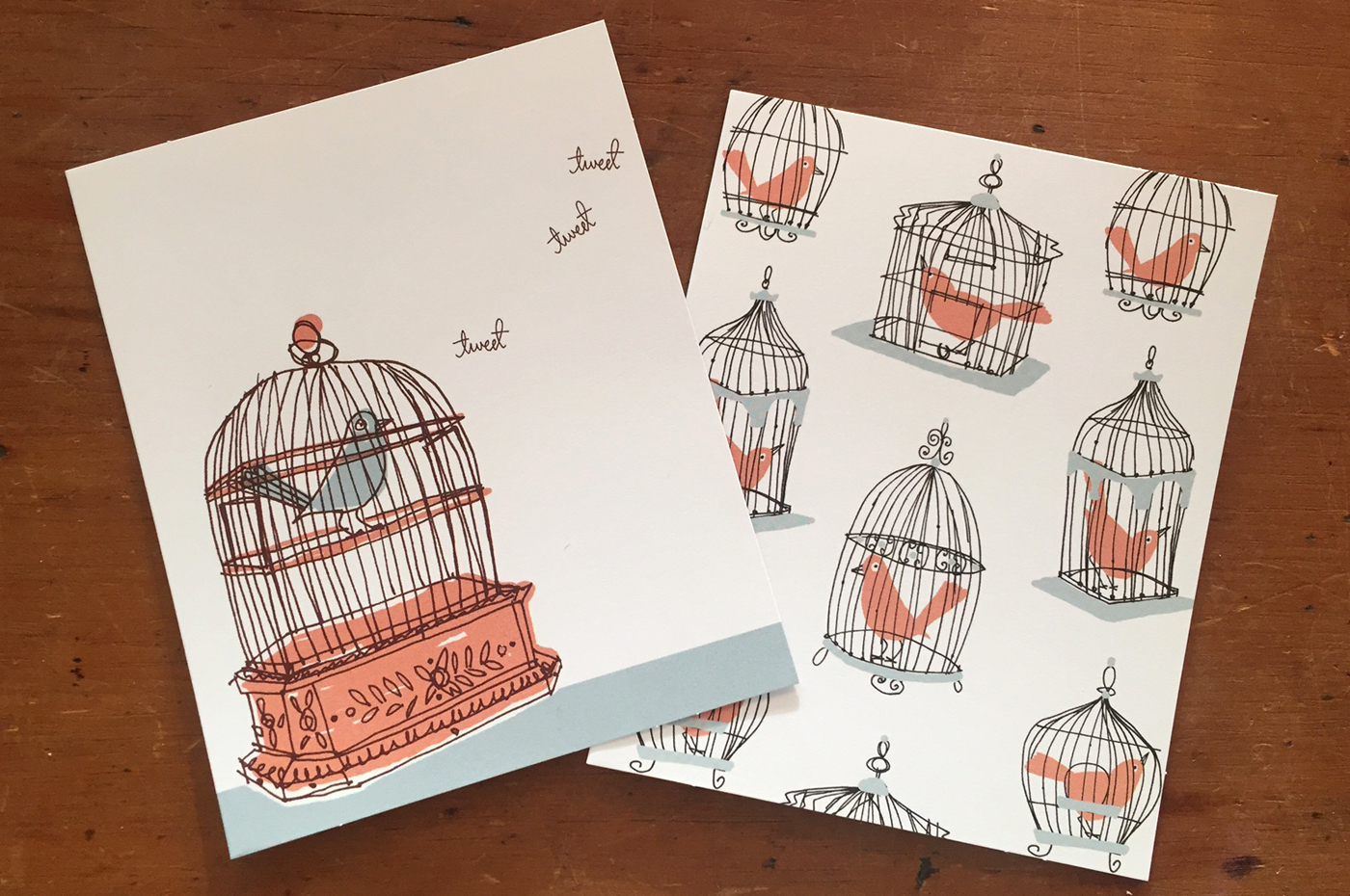 Te Neues Victorian Birdies