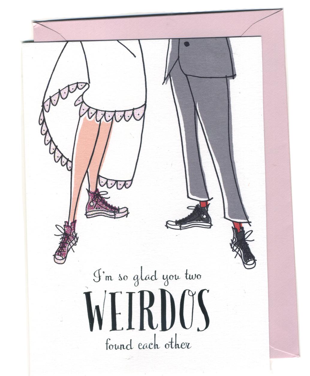Wedding card / Papyrus