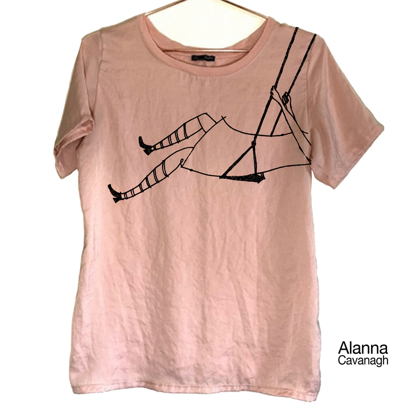 S is for swing tee