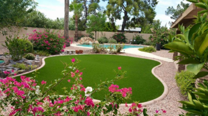 arizona luxury lawns Artificial Grass |nstallation