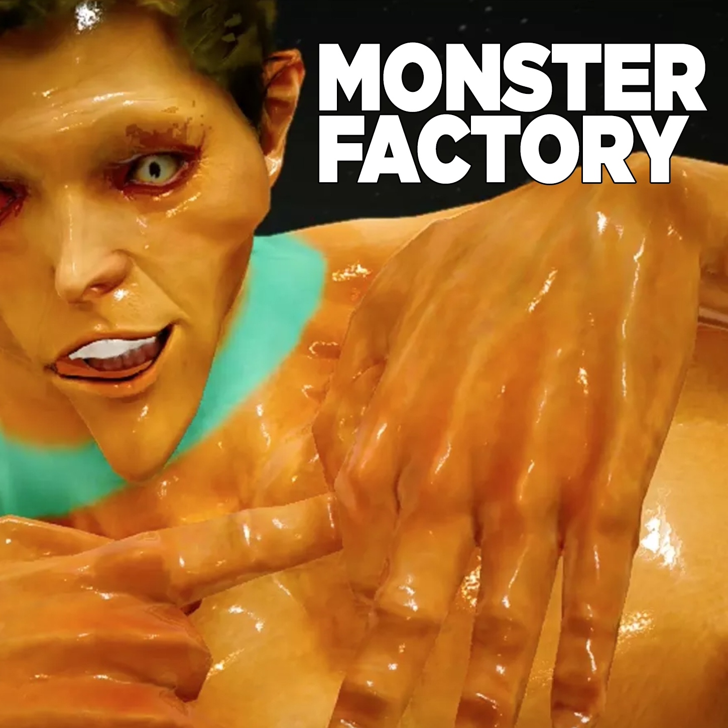 Monster Factory is a series on Polygon featuring myself and my brother Justin, in which we play video games with character creators and just really, really goof them right up. It's our most successful series on YouTube, despite the fact that it is often very challenging to watch.