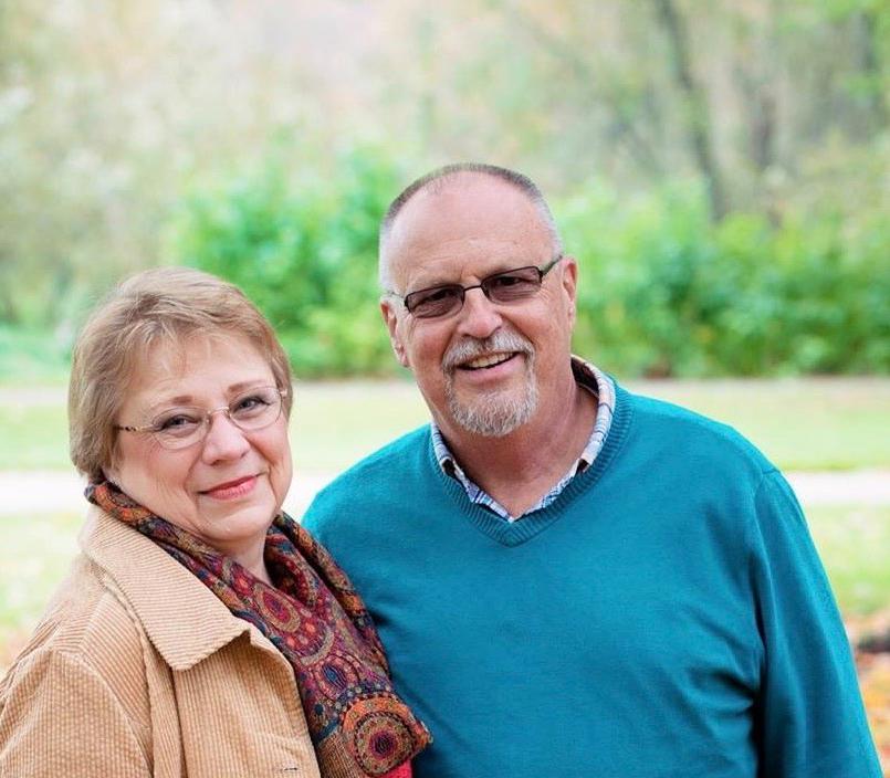 Karen and John Carney