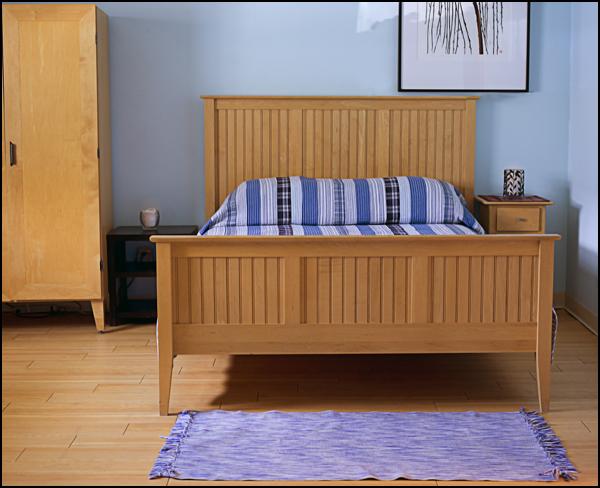 Birth Center Blue Room Bed