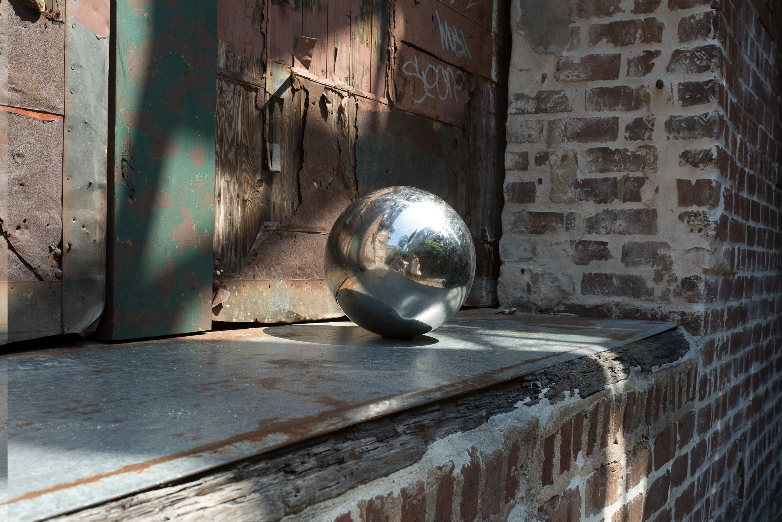 Chrome Sphere