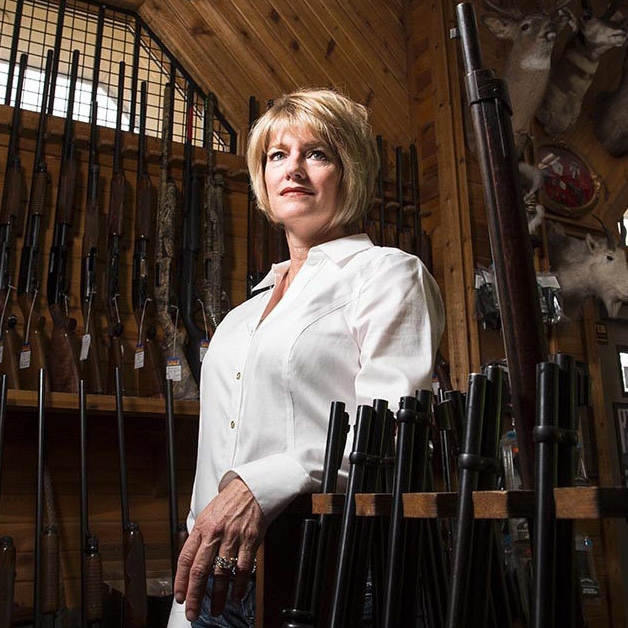 Christy Perry, an Idaho Republican representative who spearheaded indigent defense reform in her state.