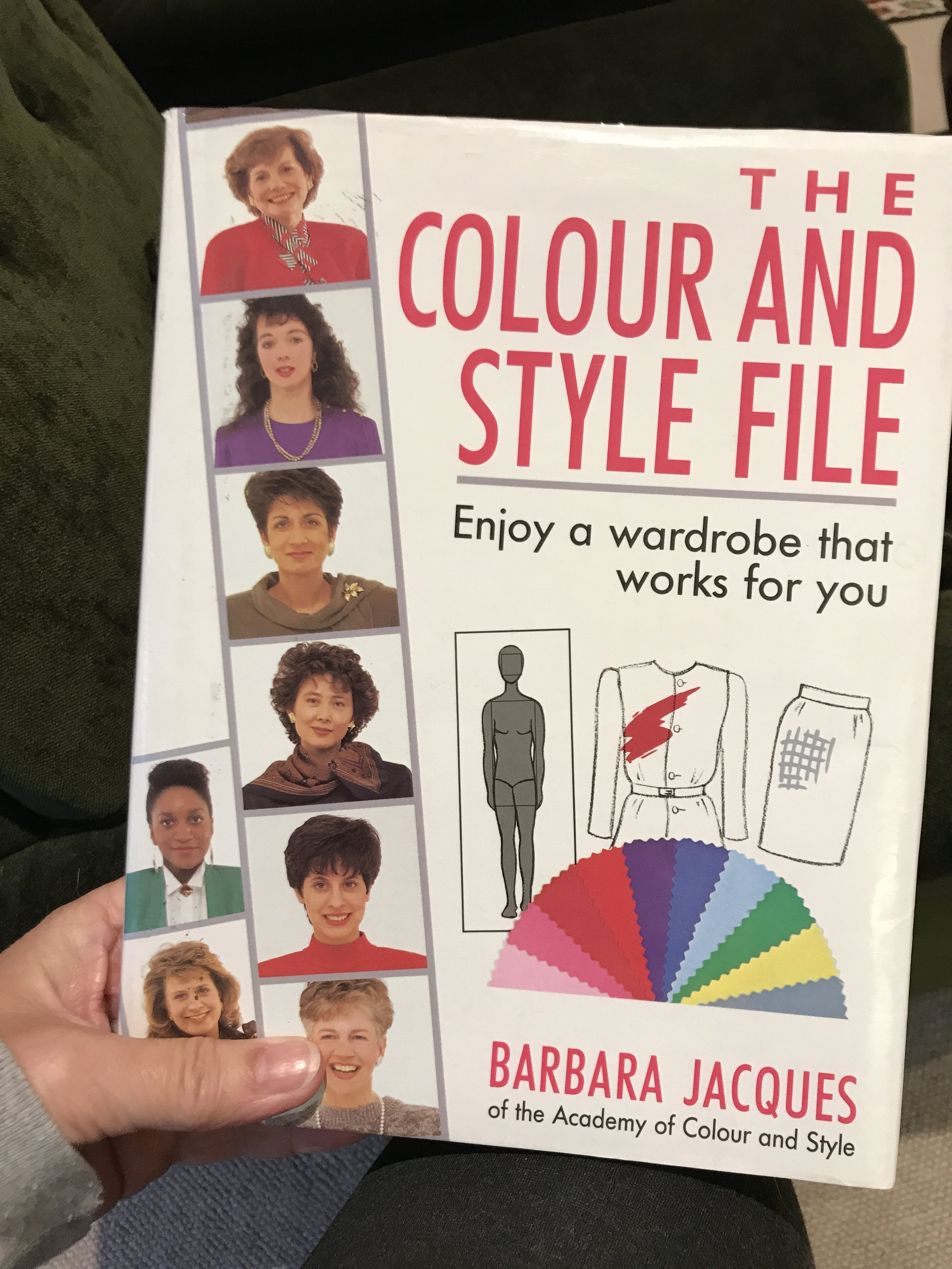 Barbara Jacques, Colour and Style File