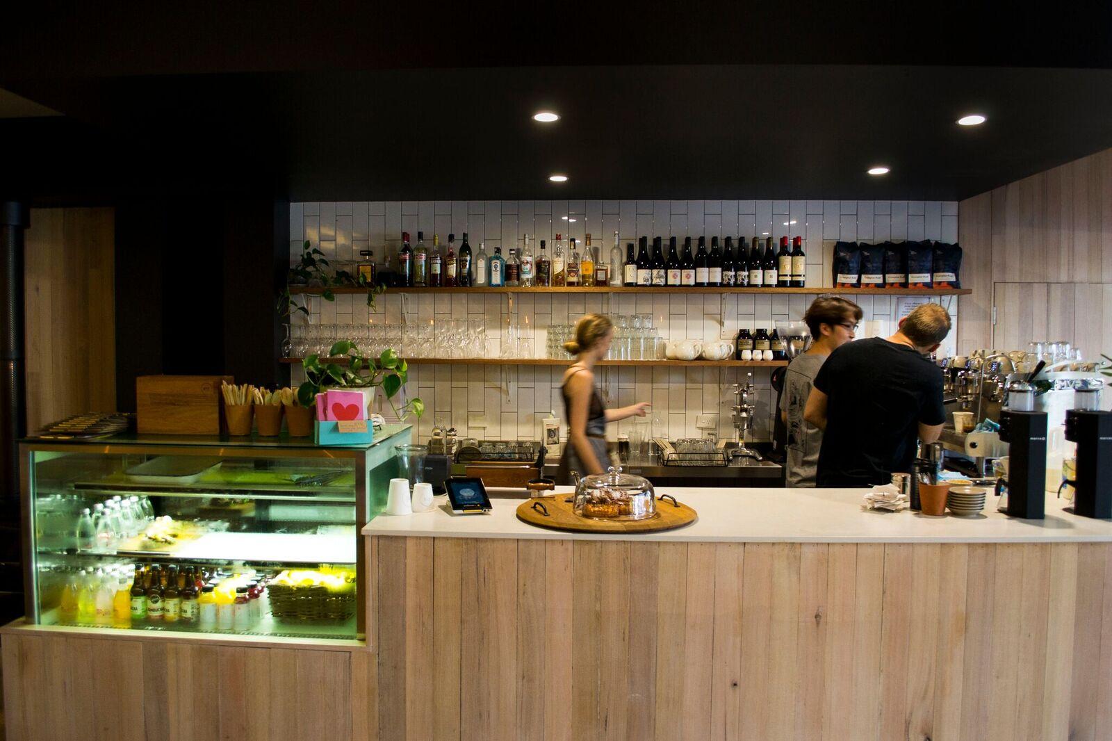 Rye Café - Filardo design