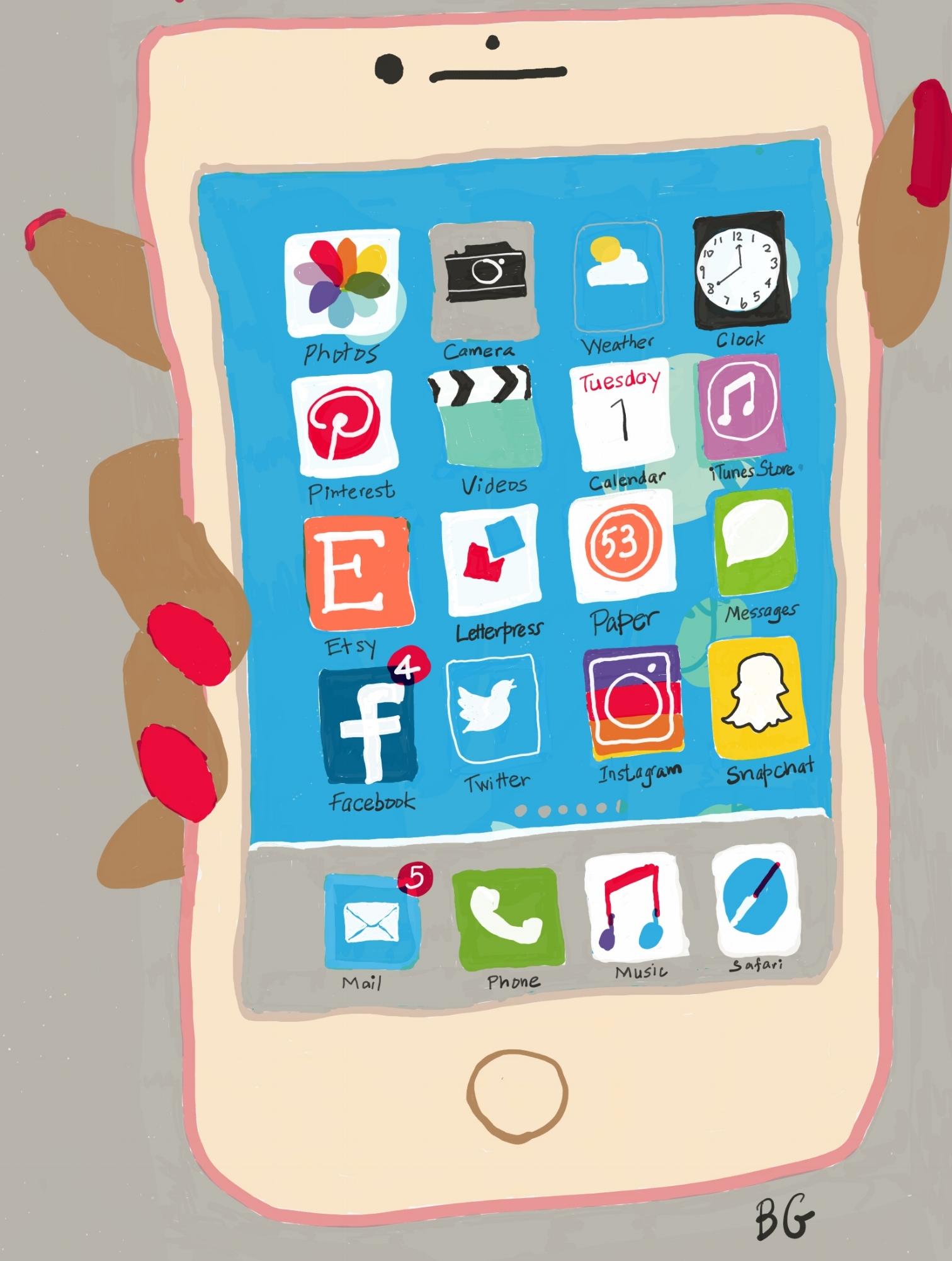 Slobodanka's iPhone  (Antipodigital)
