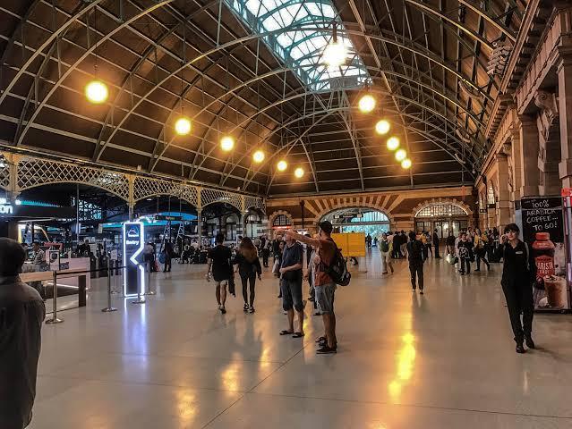 Grand Concourse, Central Station, Sydney (image Phillip Overton)
