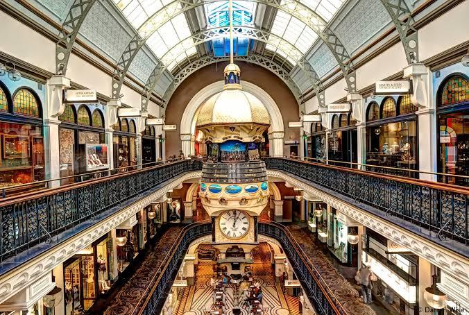 Queen Victoria Building, Sydney (image courtesy of Cambridge Hotel)