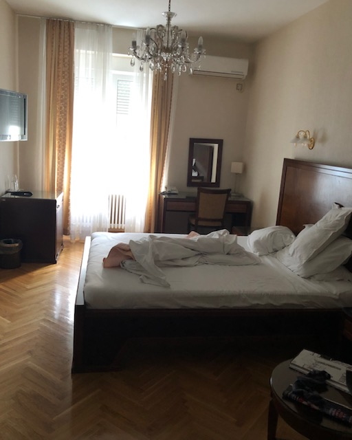 The Majestik Hotel, Belgrade