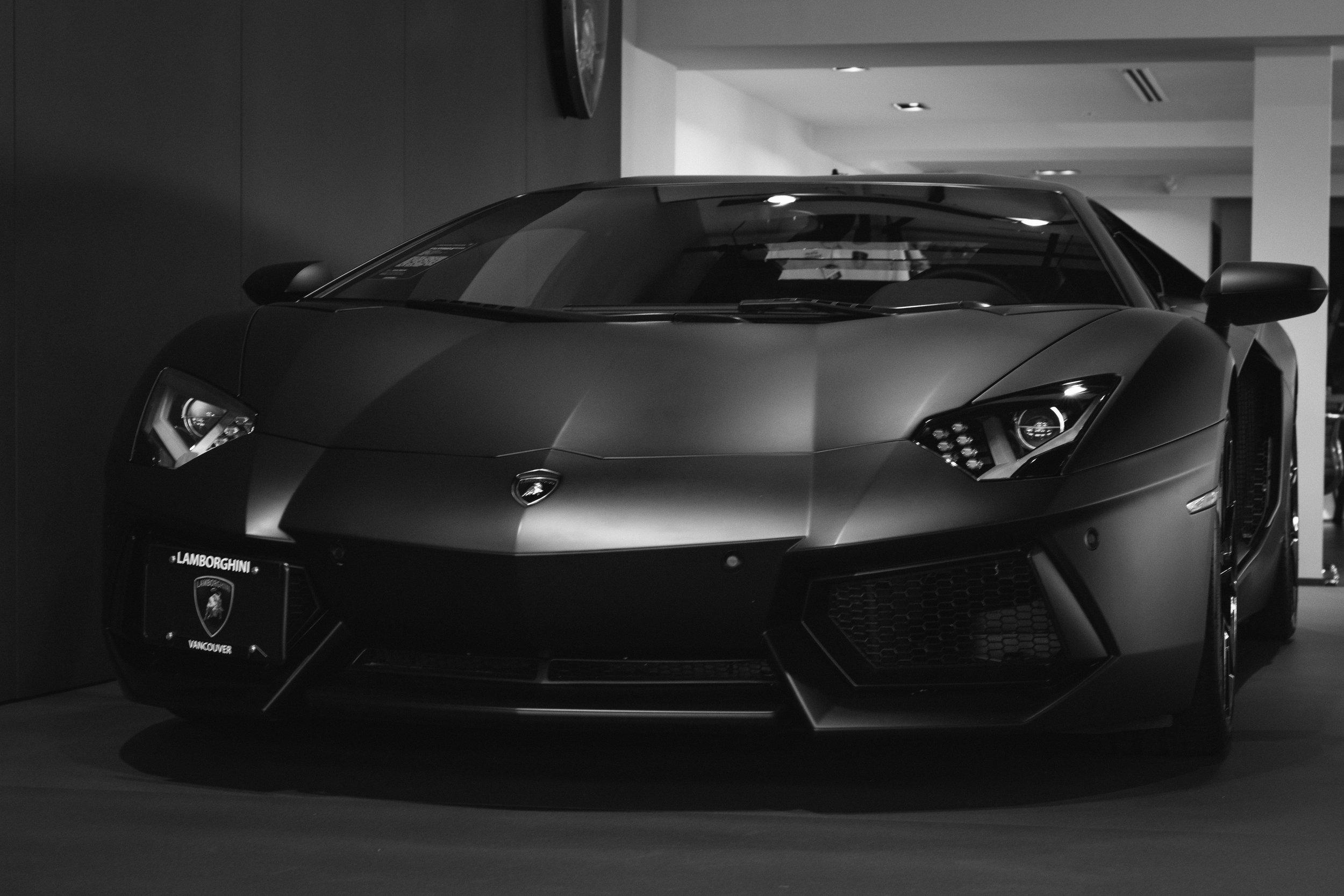 Lamborghini Aventador Brasil