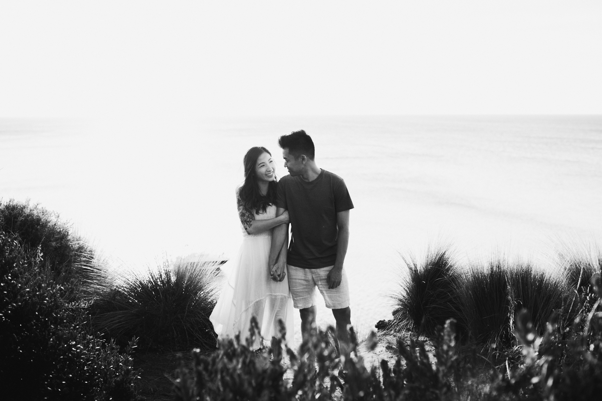 Mount Martha Natural Fun Candid Engagement Wedding Photography-21.jpg