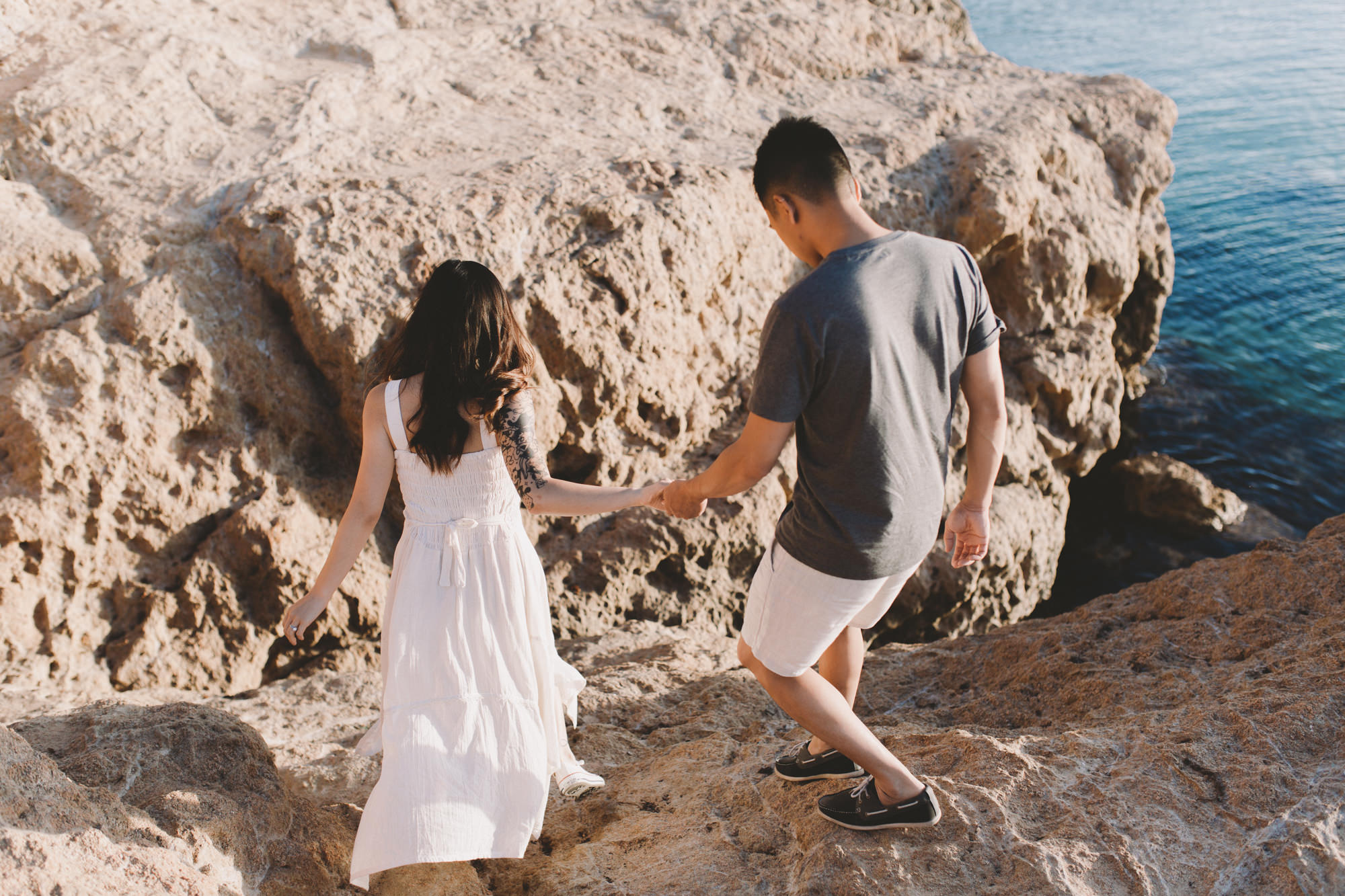Mount Martha Natural Fun Candid Engagement Wedding Photography-37.jpg
