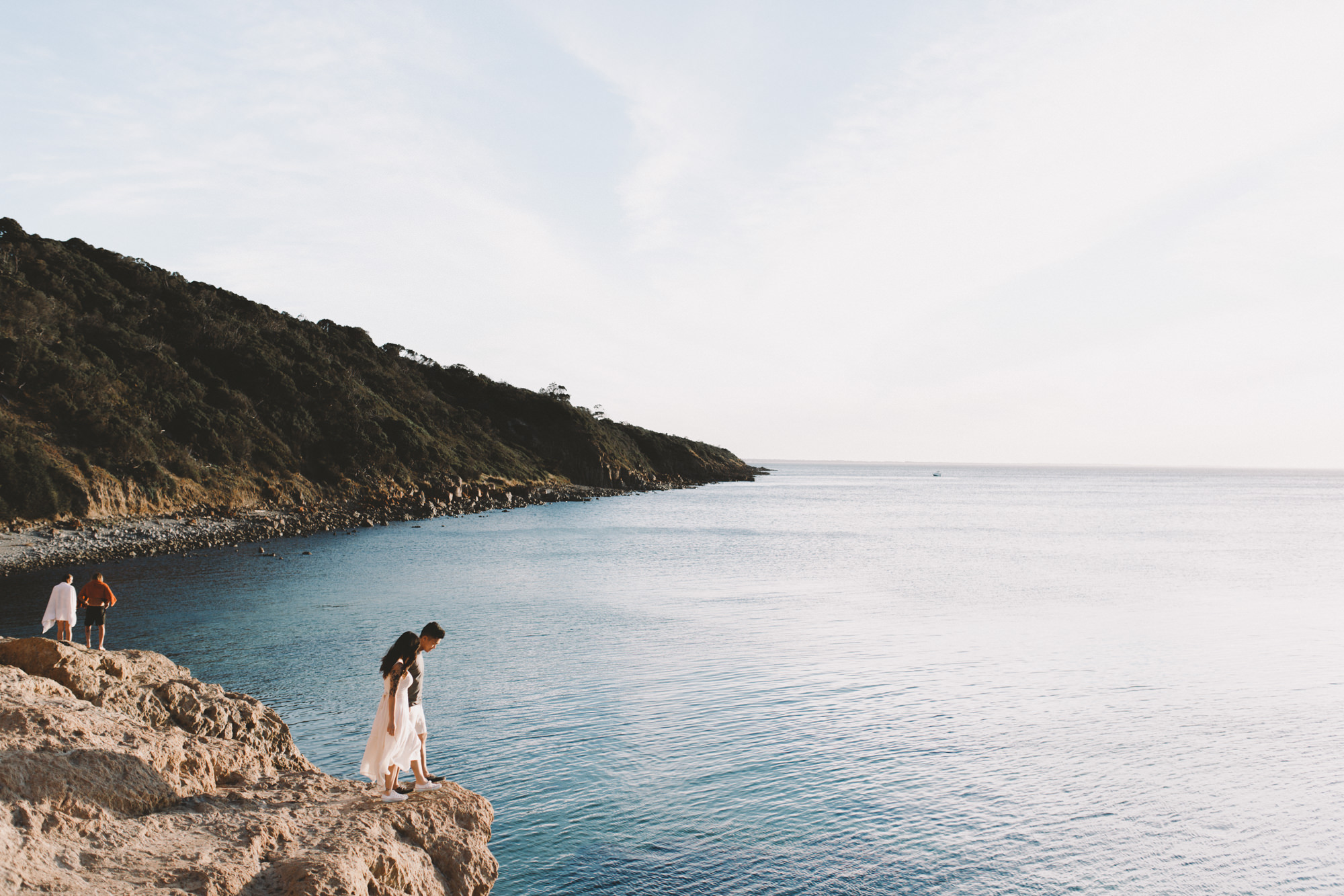 Mount Martha Natural Fun Candid Engagement Wedding Photography-39.jpg