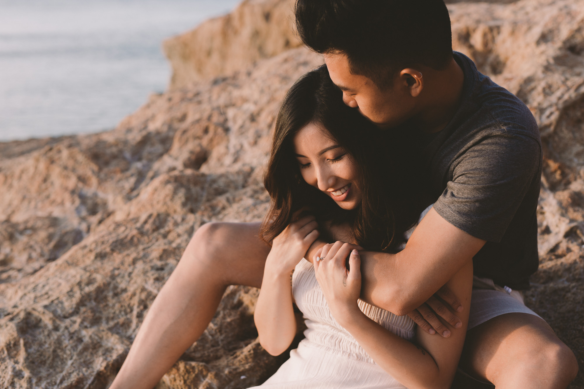 Mount Martha Natural Fun Candid Engagement Wedding Photography-42.jpg