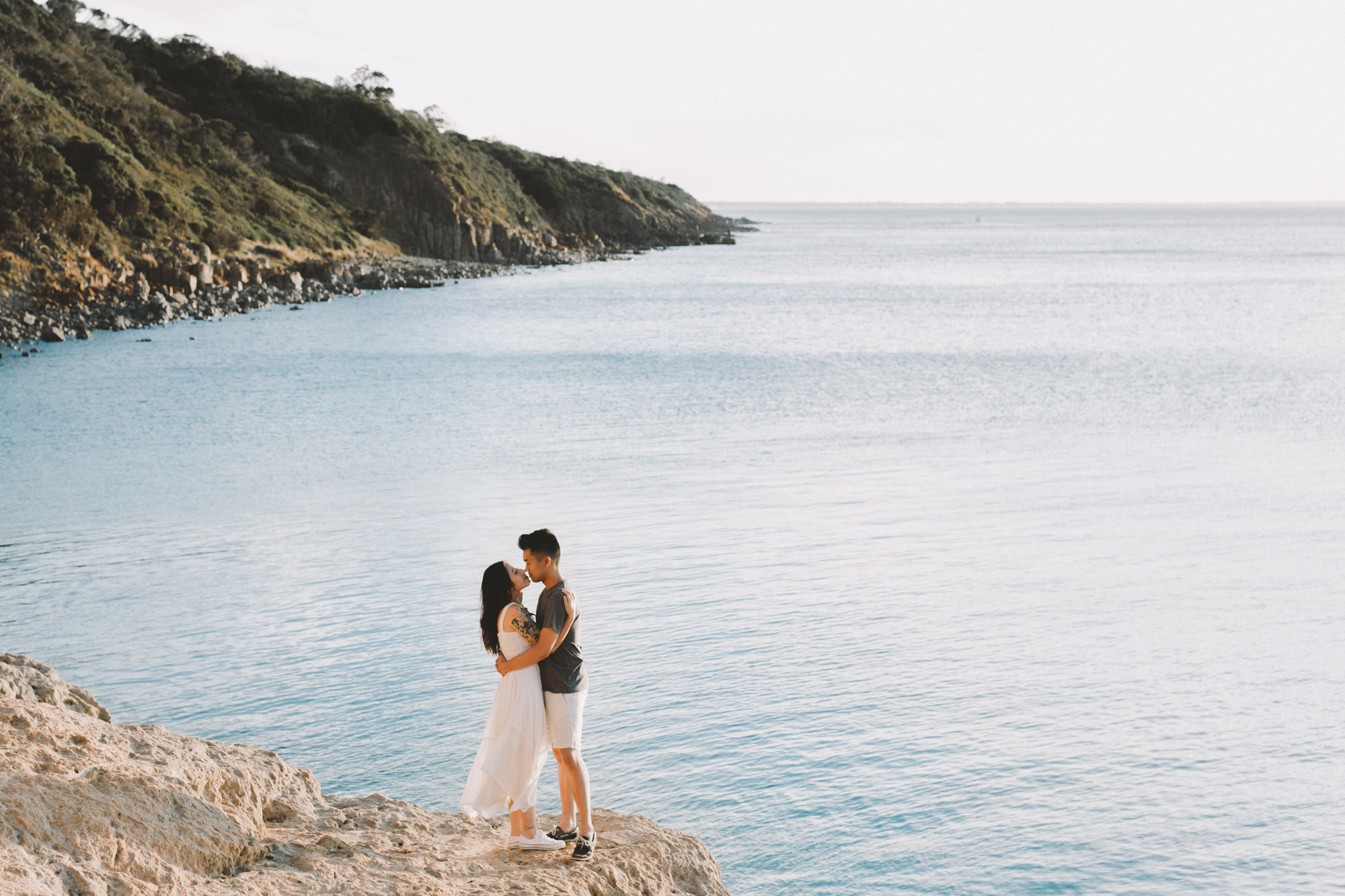 Mount Martha Natural Fun Candid Engagement Wedding Photography-40.jpg