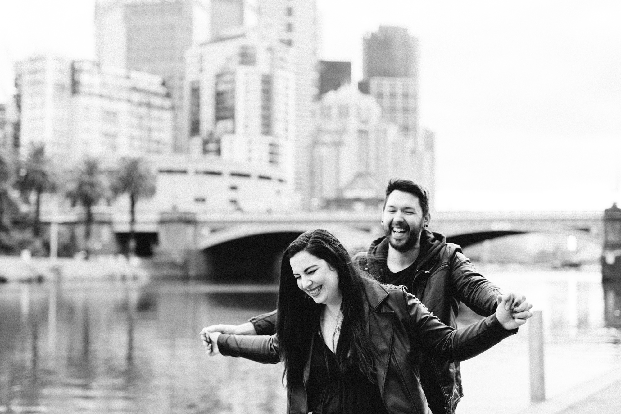 Melbourne Natural Fun Engagement Couples Photographer-6.jpg