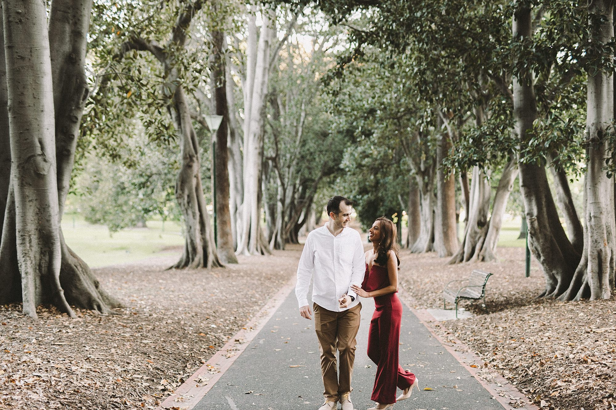Melbourne Natural and Fun Engagement Wedding Photographer 186.JPG