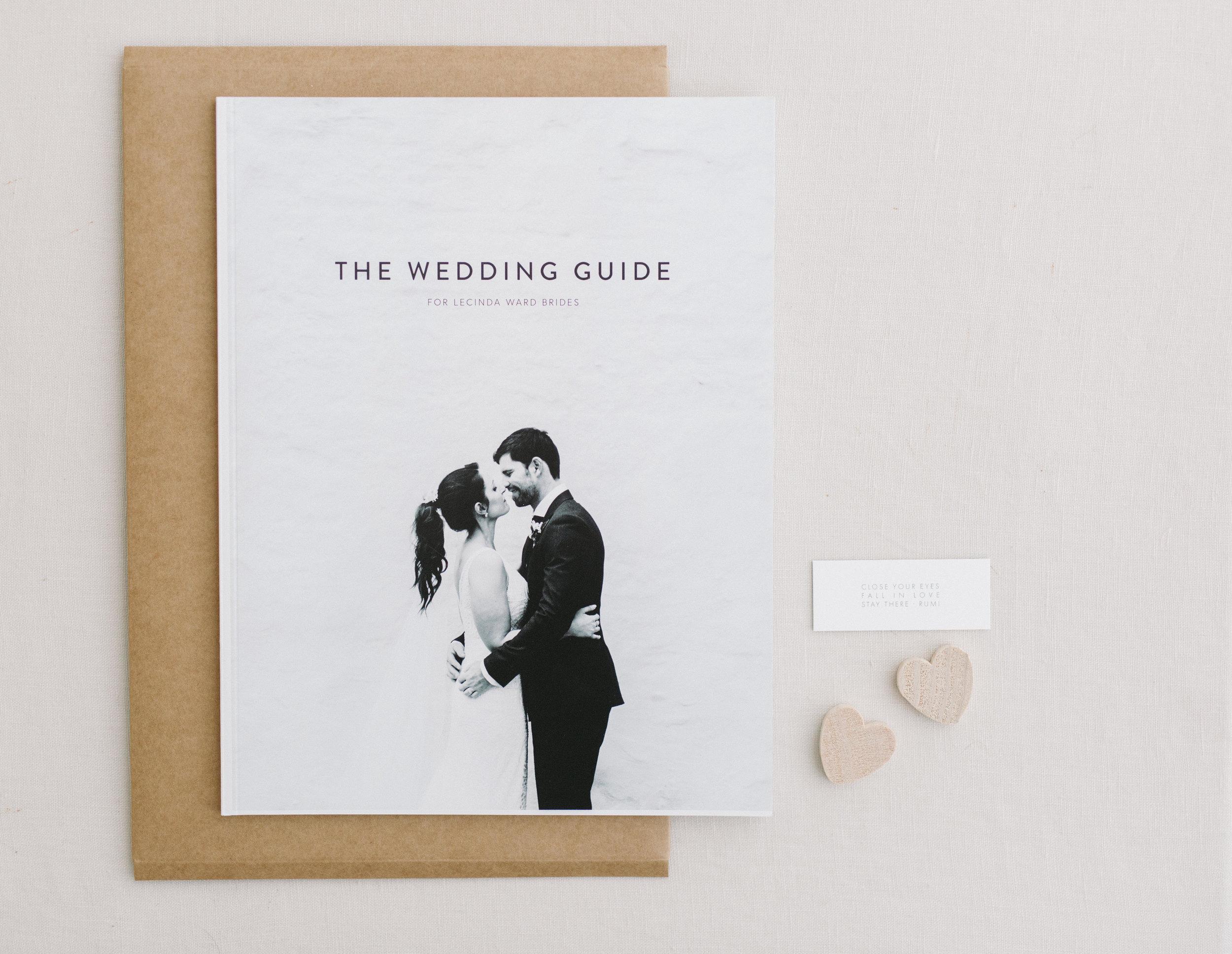 Wedding Planning Guide Magazine for Brides