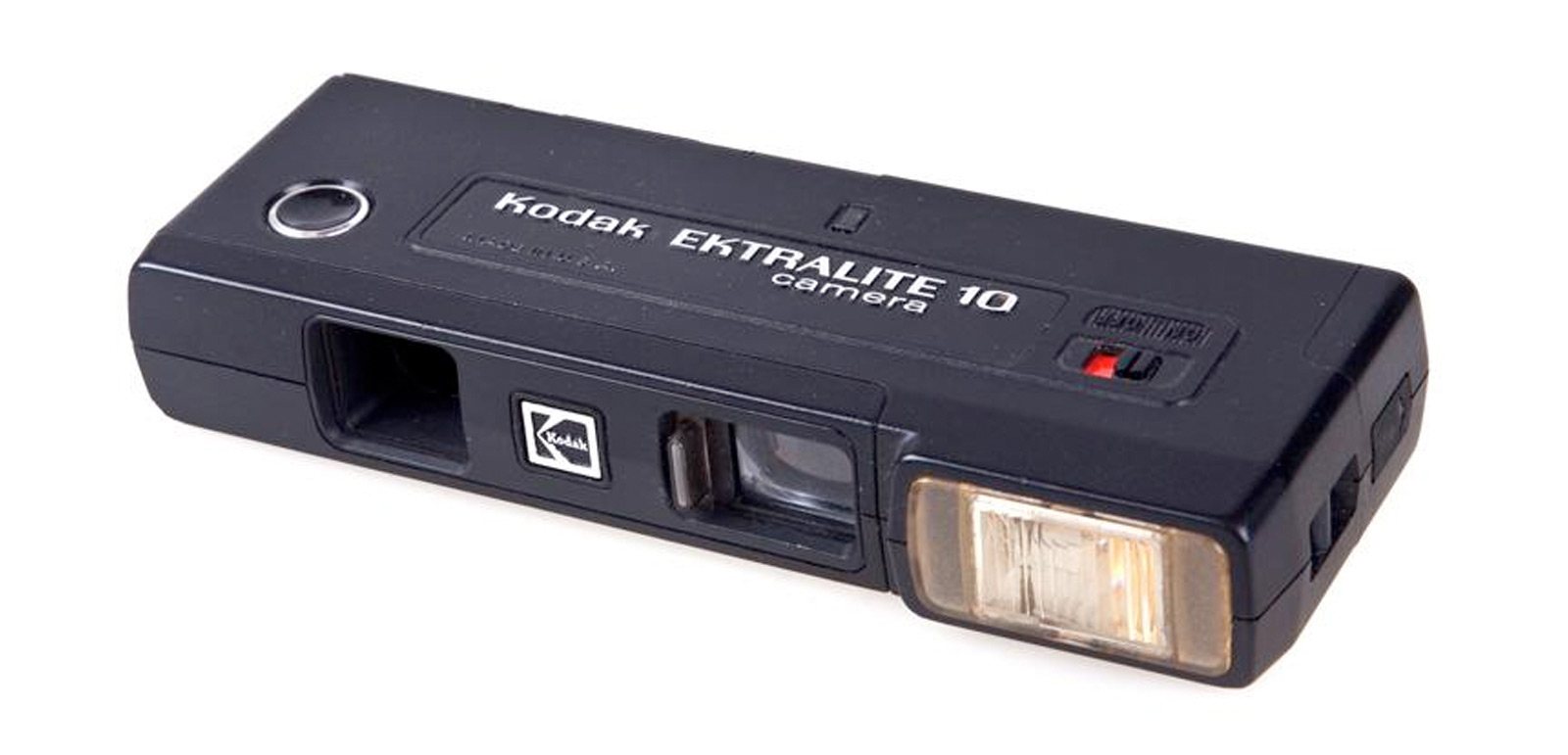 Yes, this is what a small, portable, film camera looked like back in the 1980s!