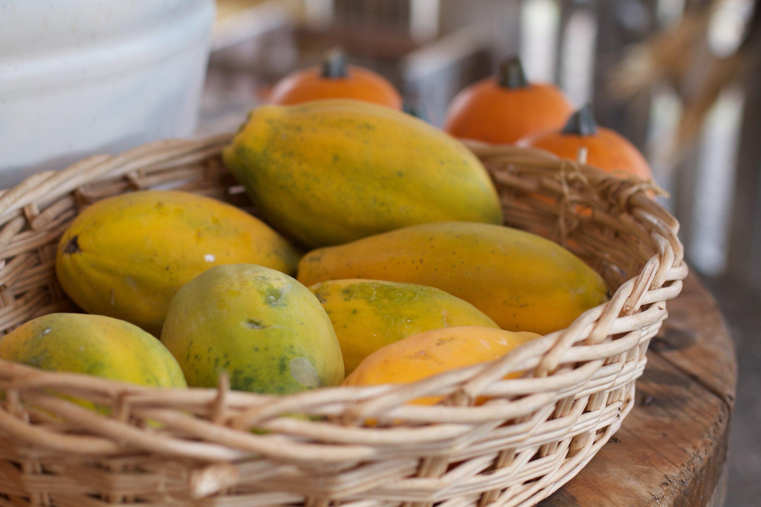 Papaya - Non-GMO & always picked fresh